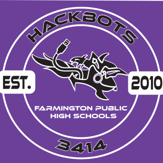 Hackbots 2020; Most Garments Offered in Both Black & Purple; ALL ORDERS MUST BE IN BY 2/14/2020